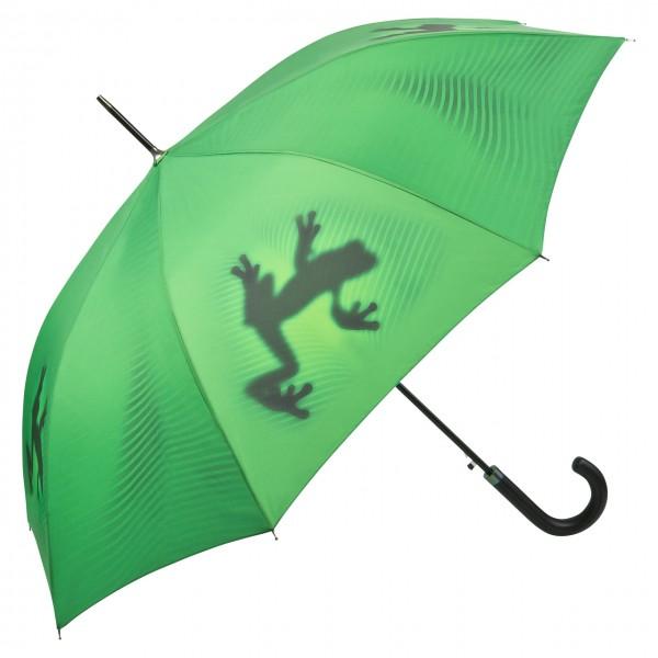 Umbrella Automatic Motif Shadow Frog