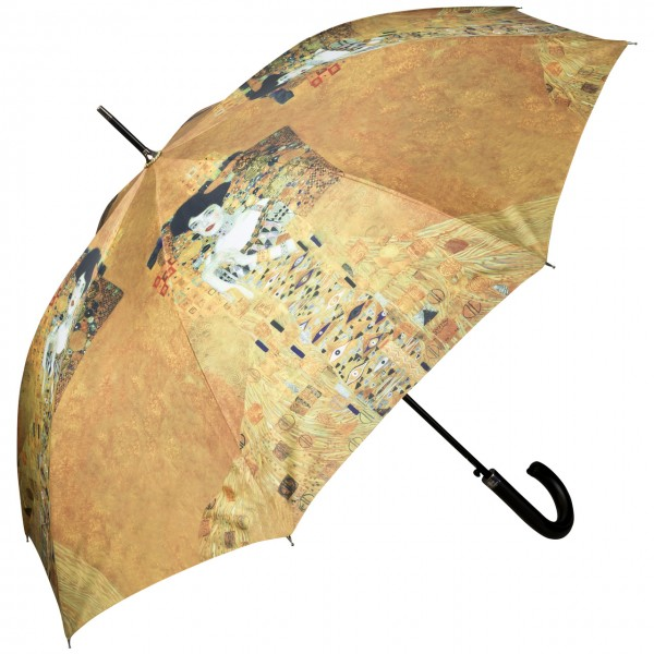 Umbrella Automatic Motif Art Gustav Klimt: Adele