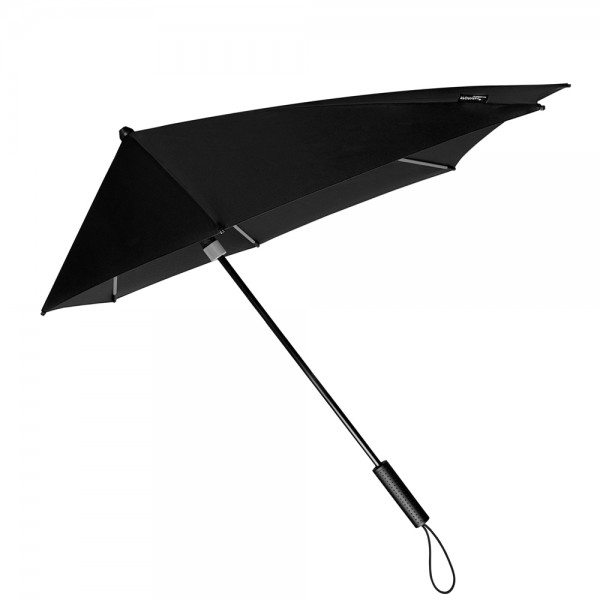 Umbrella Storm Proof Special Shape Alex, grey