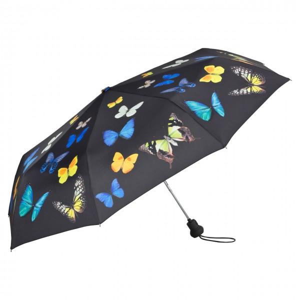Taschenschirm Motiv Butterfly Schmetterlingstanz