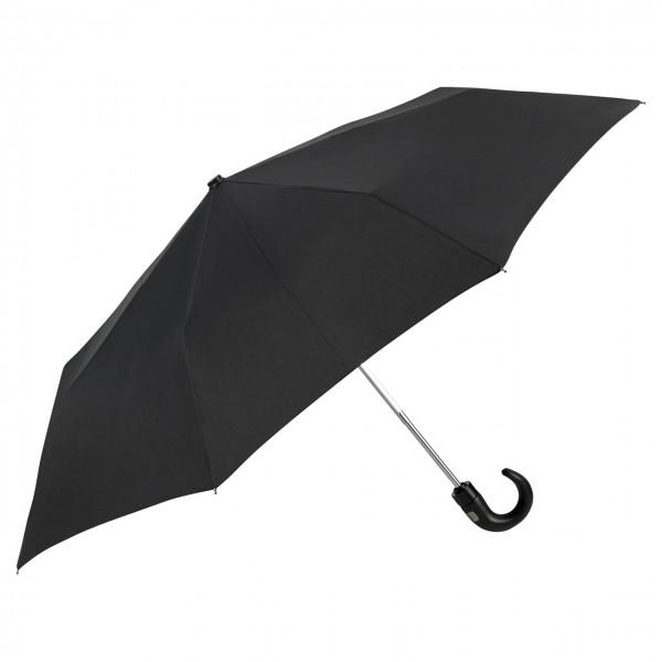 """Design-Schirm (Taschenschirm) """"Eric"""", schwarz"""
