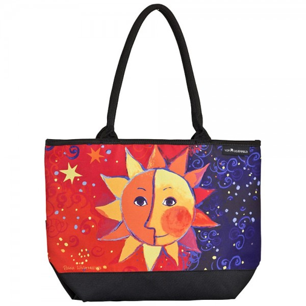 Tote Bag Shopping Art Rosina Wachtmeister: Sole