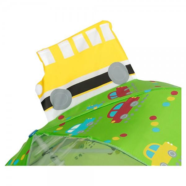 """Kinderschirm """"Autos"""" (bis ca. 8 Jahre)"""