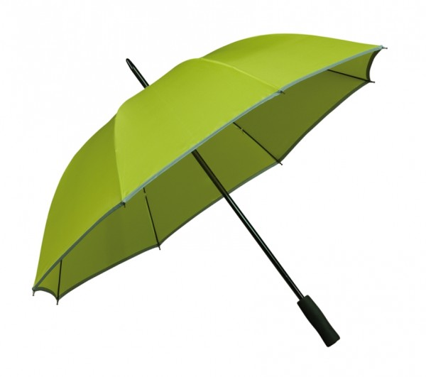 Umbrella Reflective Edge Finn green