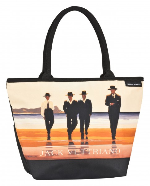 Tasche Shopper bedruckt mit Motiv Jack Vettriano: The Billy Boys