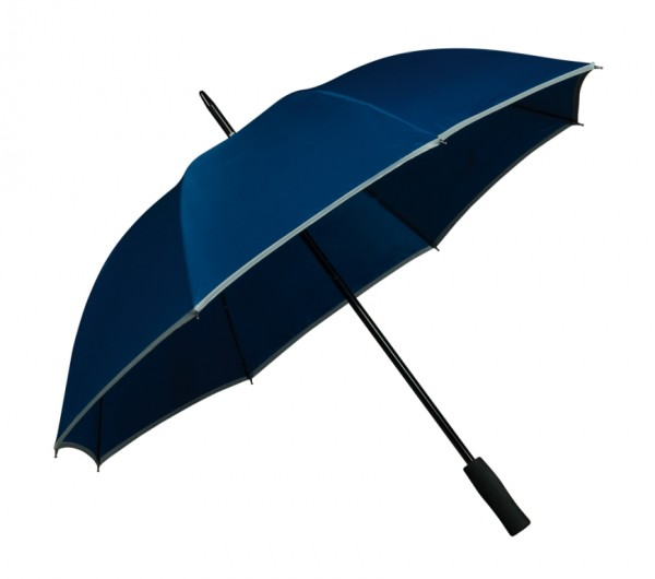 Umbrella Reflective Edge Finn blue