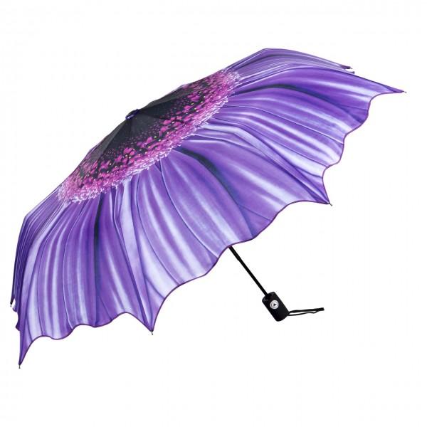 """Taschenschirm """"Dahlie"""" lila"""