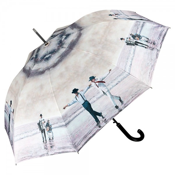 Umbrella Automatic Motif Art Theo Michael: Sirtaki