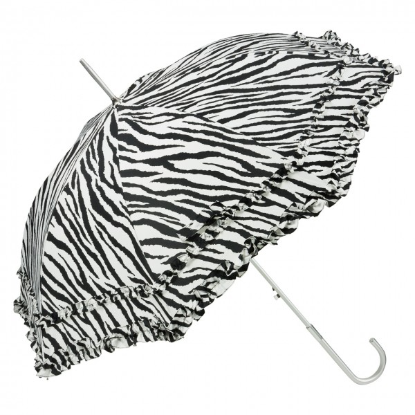"Automatic umbrella ""Mary"", Zebra"