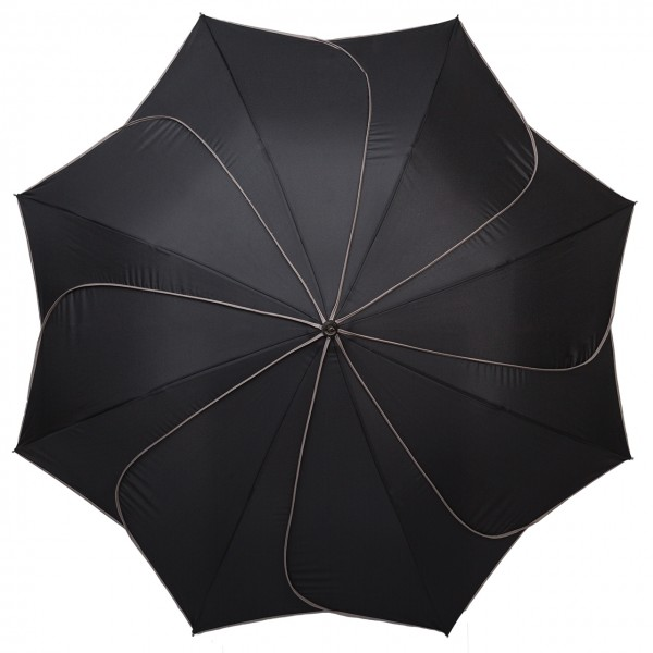 "Automatic Umbrella ""Minou"", black"