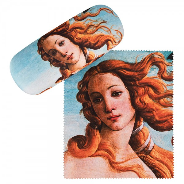 Glasses case Botticelli: The Birth of Venus