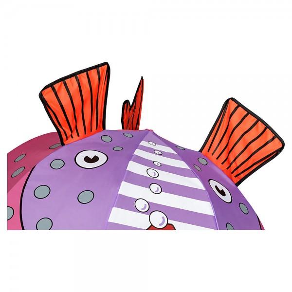 """Kinderschirm """"Fisch"""" (bis ca. 8 Jahre)"""