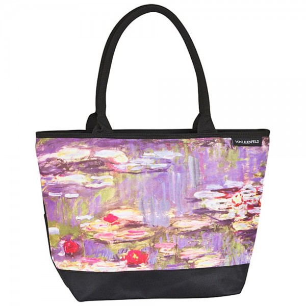 "Shoppertasche Claude Monet: ""Seerosen"""