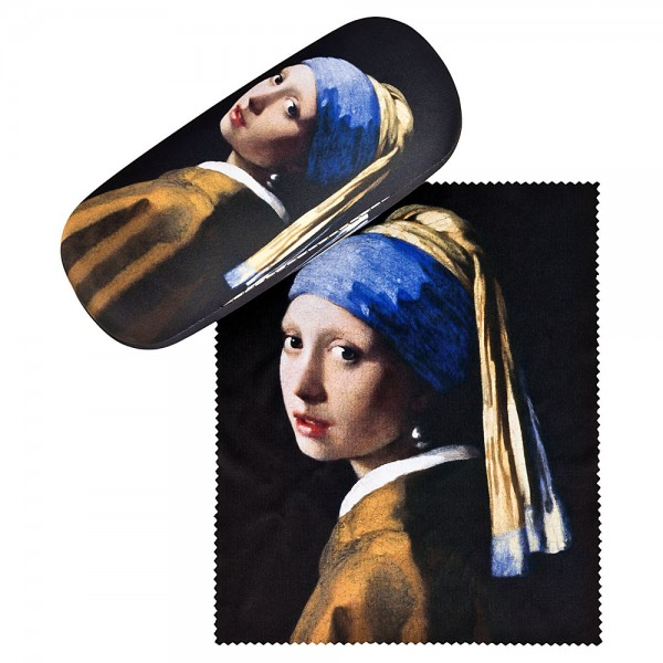 Glasses case Jan Vermeer: Girl with a Pearl Earring