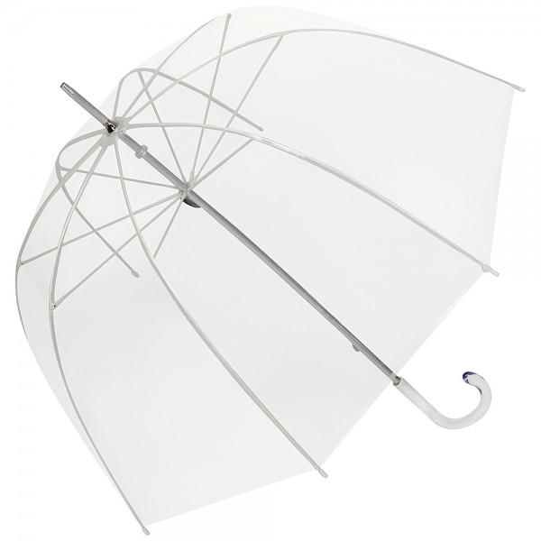 Regenschirm Glockenform transparent Melina