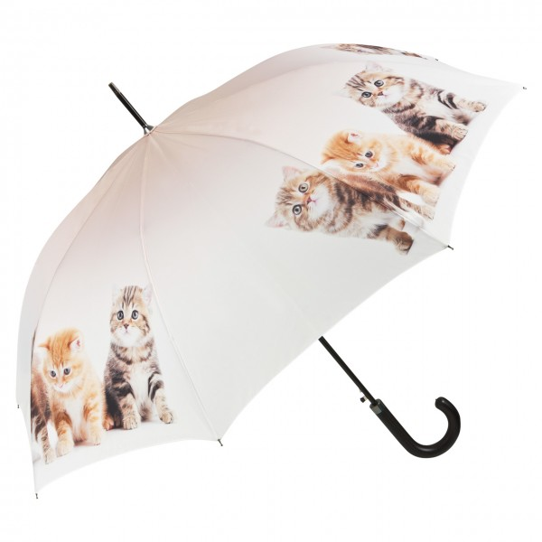 "Automatic umbrella ""Kittens Trio"""