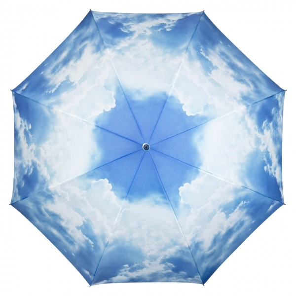 Regenschirm Mtoiv Automatik Hamburger Himmel