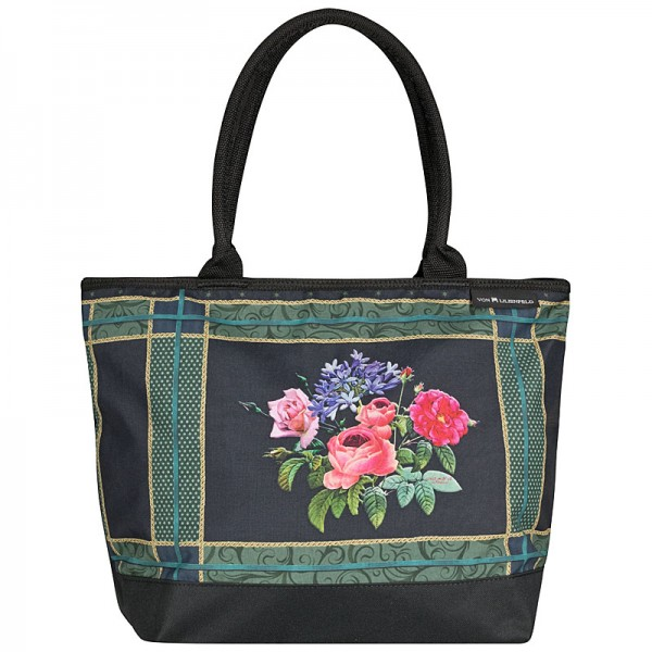 Tote Bag Shopping Eva Maria Nitsche: Bonny Bouquet