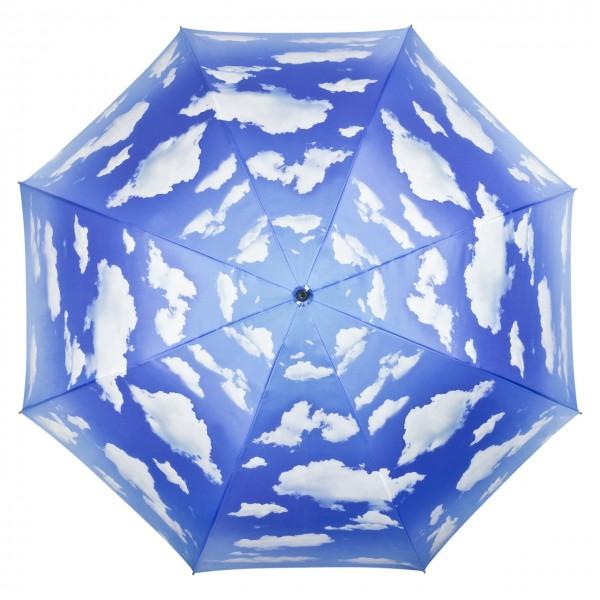 Regenschirm Automatik Bayrischer Himmel