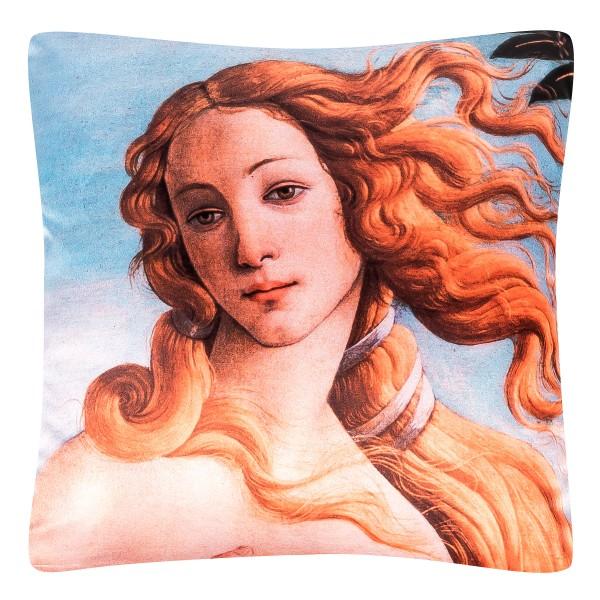 Cushion 40 x 40 Botticelli: The Birth of Venus