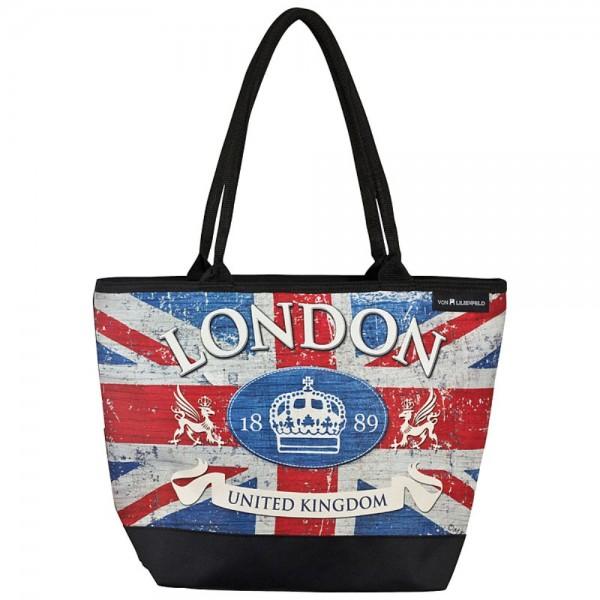 "Tasche Shopper bedruckt mit Motiv ""London"""