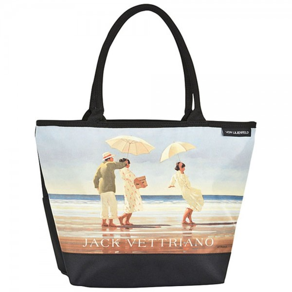 "Shoppertasche Jack Vettriano: ""Picnic Party"""