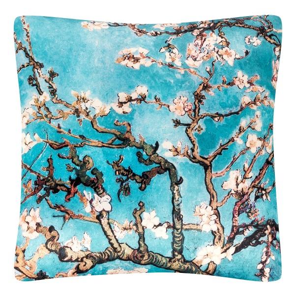 Cushion 40 x 40 Vincent van Gogh: Almond Blossoms