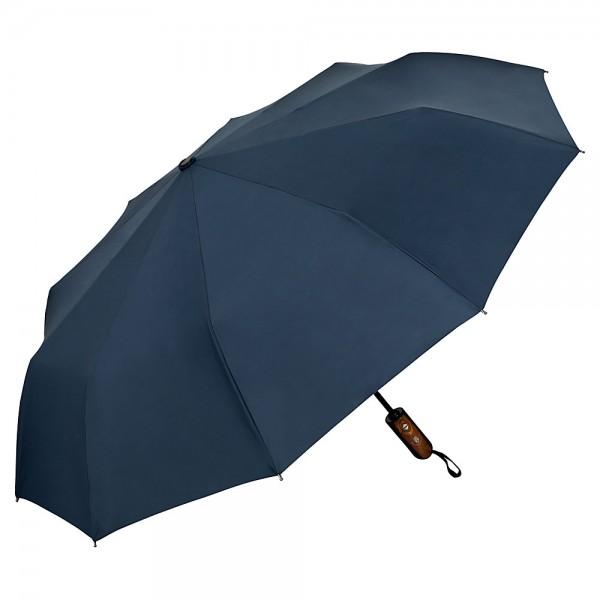 Taschenschirm Sturmfest Auf-und-Zu-Automatik Clark marineblau