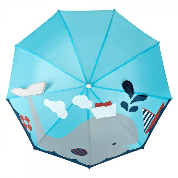 Children umbrella Grey Whale (up to age 8)