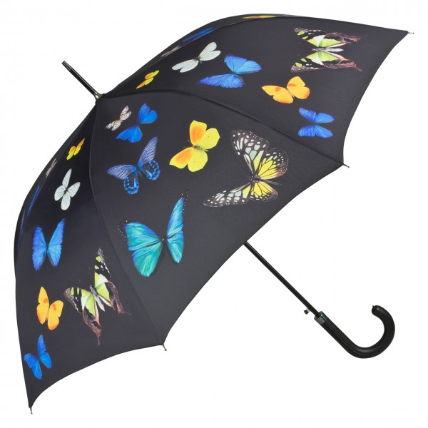 "Automatic umbrella ""Butterflies Dance"""