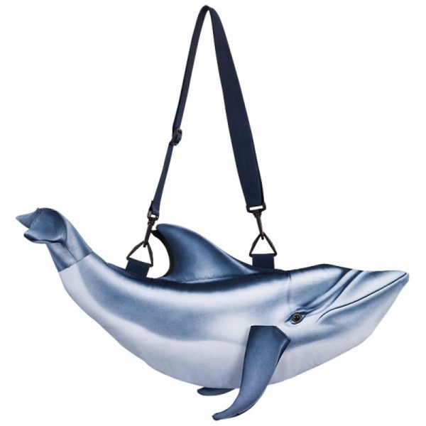 "Shoppertasche ""Delfin"""