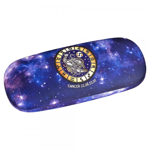 Glasses case Sign of Zodiac Cancer