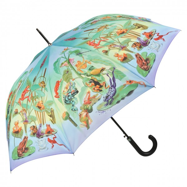 Umbrella Automatic Frog Family