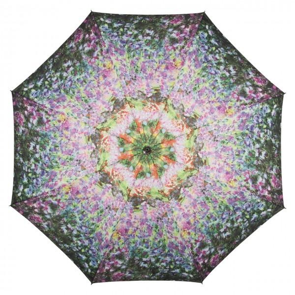 """Motivschirm Automatik Claude Monet: """"Der Garten"""""""