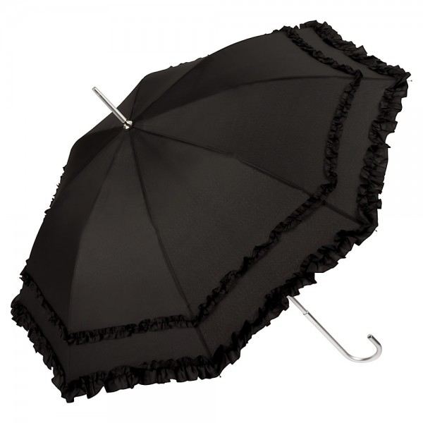 "Automatic umbrella ""Mary"", black"