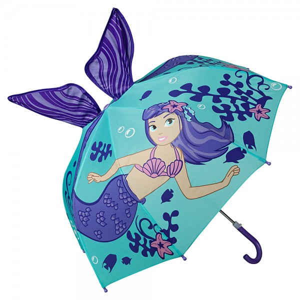 Children umbrella Mermaid (up to age 8)