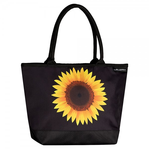 Tote Bag Shopping Sunflower