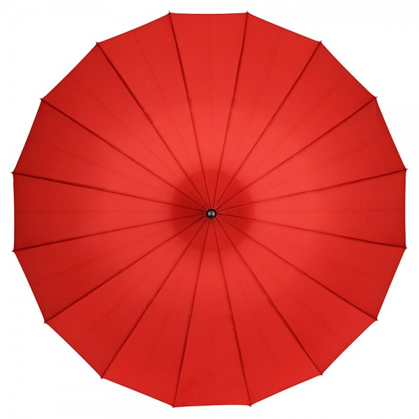 Pagoda Umbrella Charlotte, red
