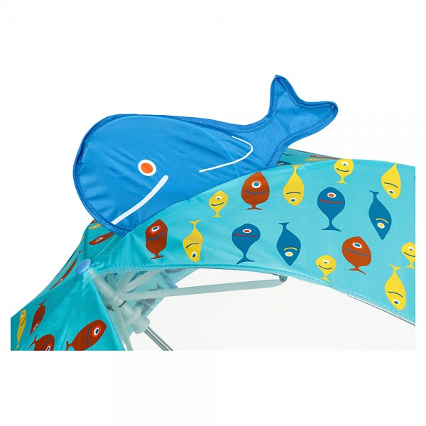 Kinderschirm Fische (bis ca. 8 Jahre)