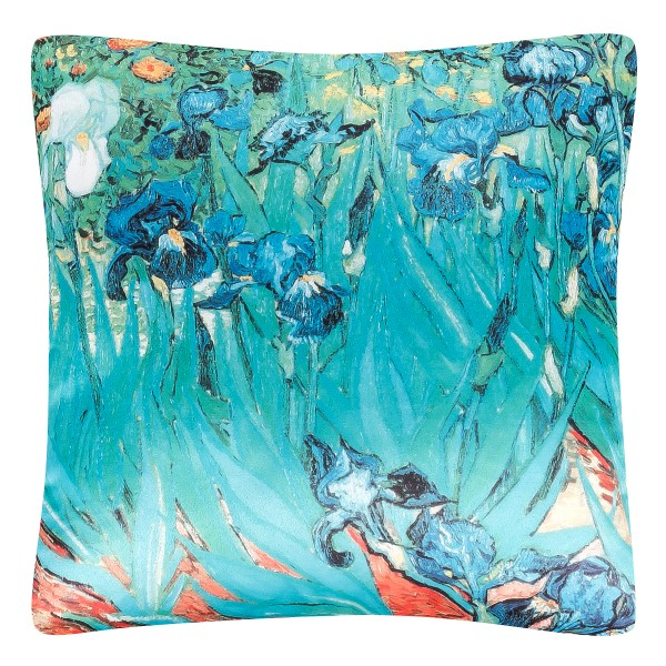Cushion 40 x 40 Vincent van Gogh: Irises