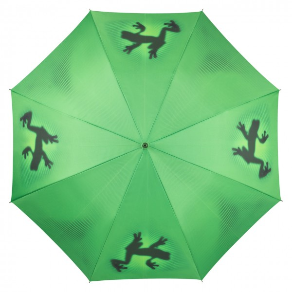 Umbrella Automatic Shadow Frog