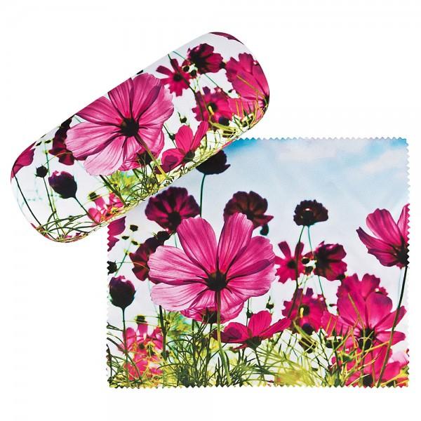 Glasses case Flower meadow