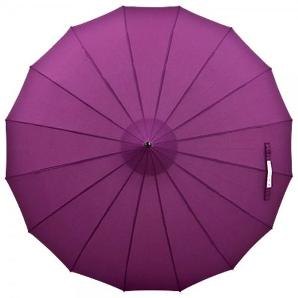 "Regenschirm Sonnenschirm Pagode ""Cécile"", violett"