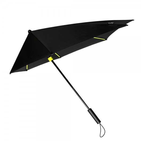 Umbrella Storm Proof Special Shape Alex yellow