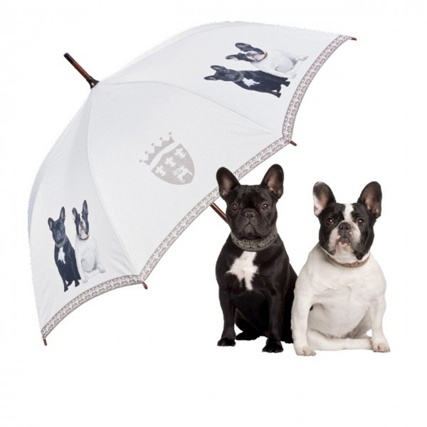 Umbrella Automatic Motif French Bulldogs