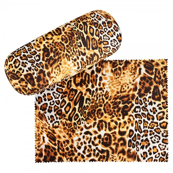 Glasses case Animal Print Leopard