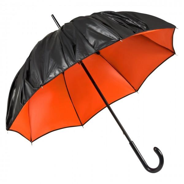 """Design-Schirm """"Nuria"""", doppelt bespannt"""