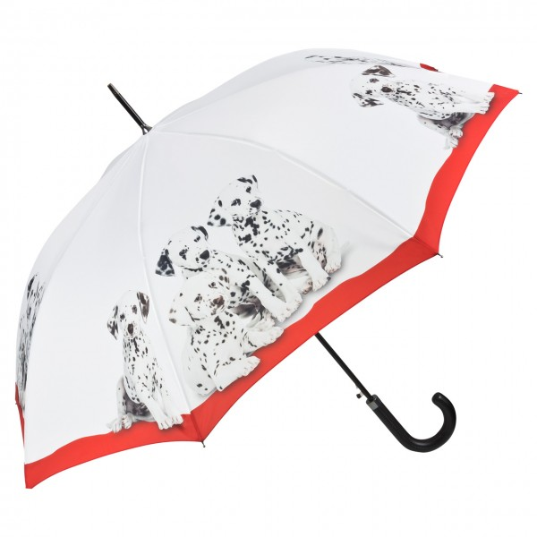 Umbrella Automatic Dogs Dalmatians