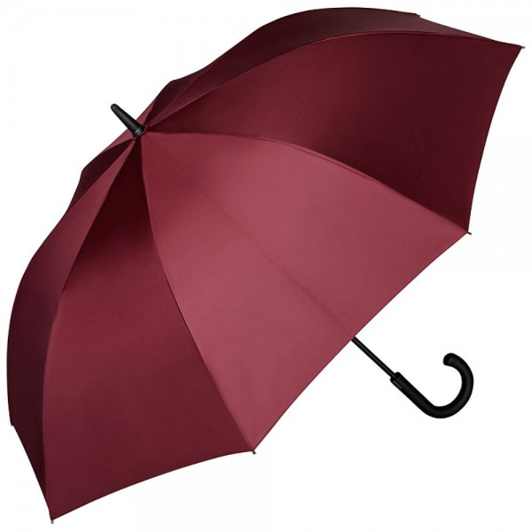 Automatic Umbrella Leo, burgundy