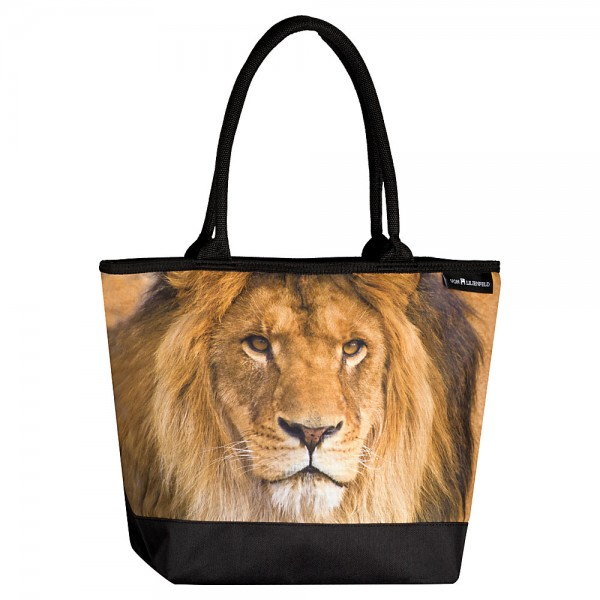 Tote Bag Shopping Lion